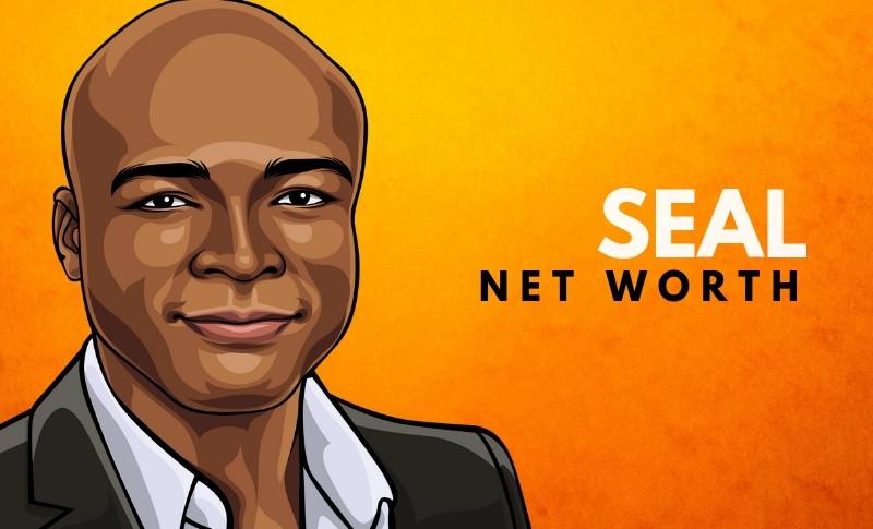 Seal's Net Worth