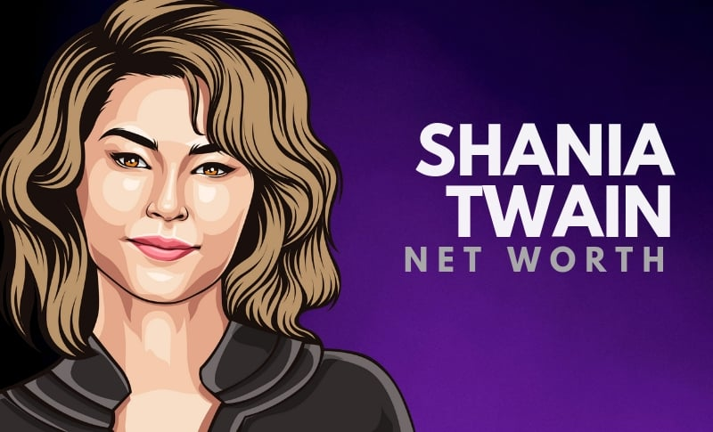 Shania Twain's Net Worth