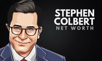 Stephen Colbert's Net Worth