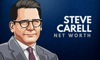 Steve Carell's Net Worth