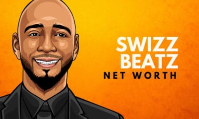 Swizz Beatz' Net Worth