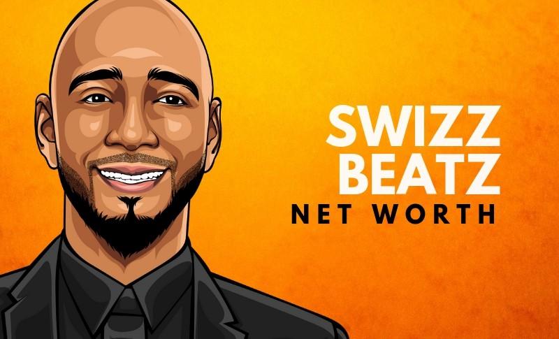 Swizz Beatz' Net Worth