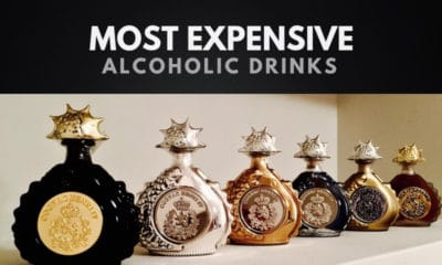 The Most Expensive Alcoholic Drinks in the World