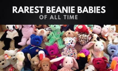 The Most Expensive Beanie Babies in the World