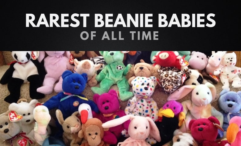The 20 Most Expensive Beanie Babies In the World (2019) | Wealthy
