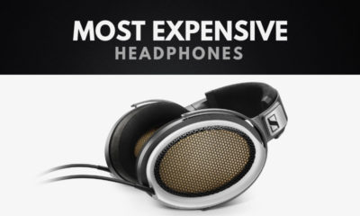 The Most Expensive Headphones in the World