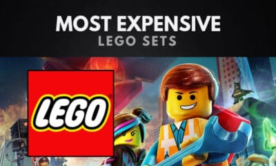 The Most Expensive Lego Sets