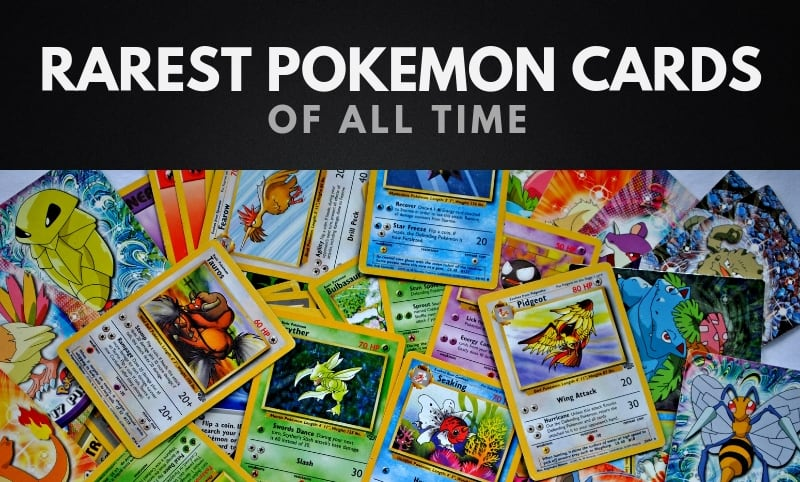 The Most Expensive Pokemon Cards