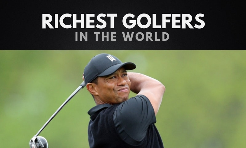 The 25 Richest Golfers in the World