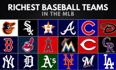 The 20 Richest MLB Teams