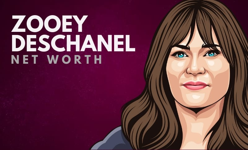 Zooey Deschanel's Net Worth