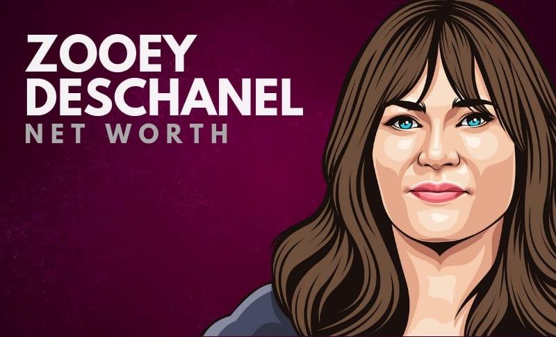 Zooey Deschanel Net Worth