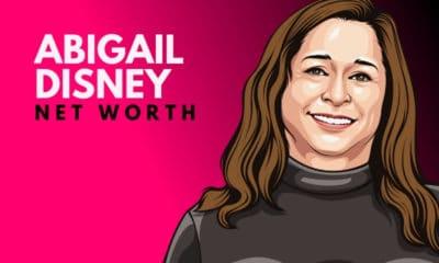 Abigail Disney's Net Worth