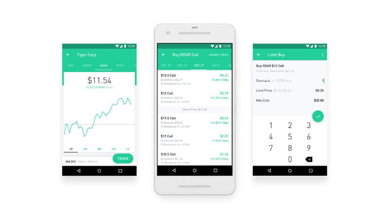 Best Investment Apps - Robinhood