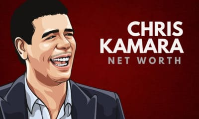 Chris Kamara's Net Worth