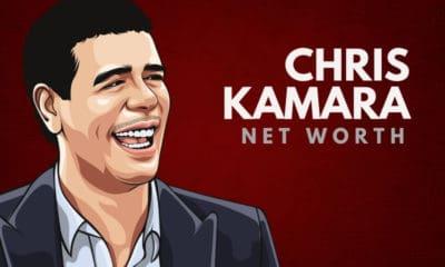 Chris Kamara's Net Worth