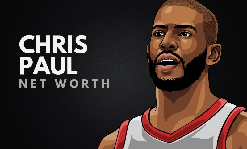 Chris Paul's Net Worth