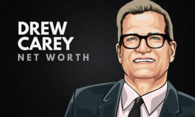 Drew Carey's Net Worth