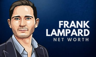 Frank Lampard's Net Worth