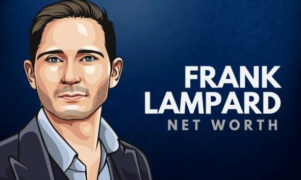 Frank Lampard's Net Worth