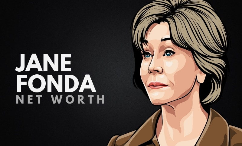 Jane Fonda's Net Worth