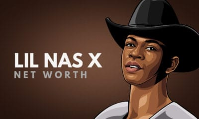 Lil Nas X's Net Worth