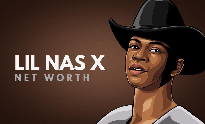 Lil Nas X's Net Worth
