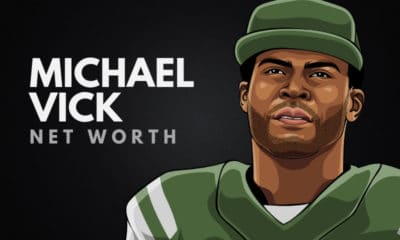 Michael Vick's Net Worth
