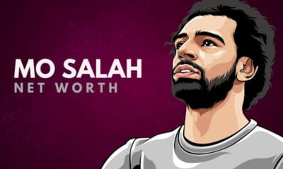 Mo Salah's Net Worth