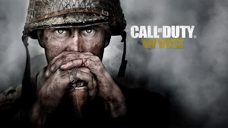 Most Popular Video Games - Call of Duty- WWII