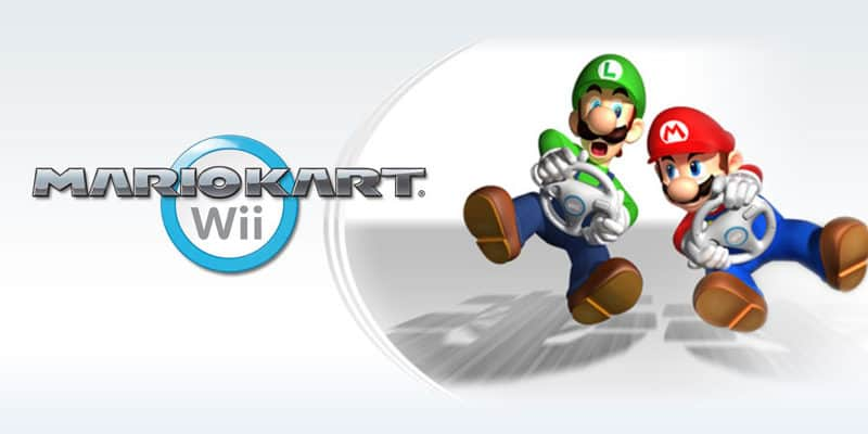 Most Popular Video Games - Mario Kart Wii