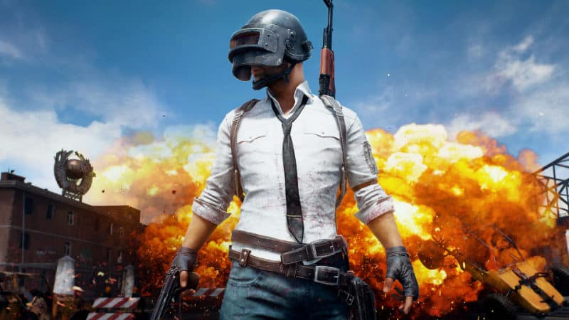 Most Popular Video Games - PUBG