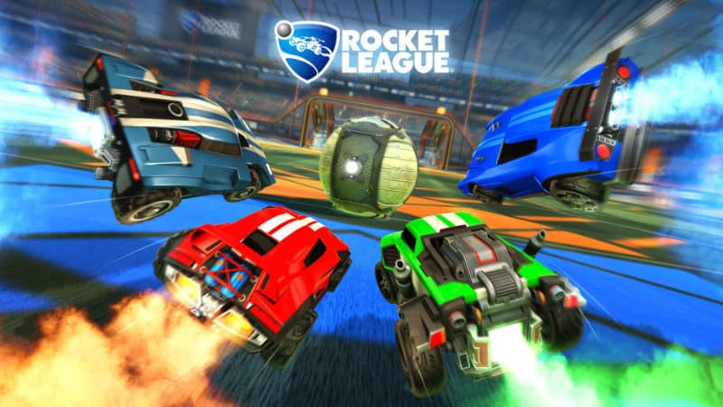 Most Popular Video Games - Rocket League