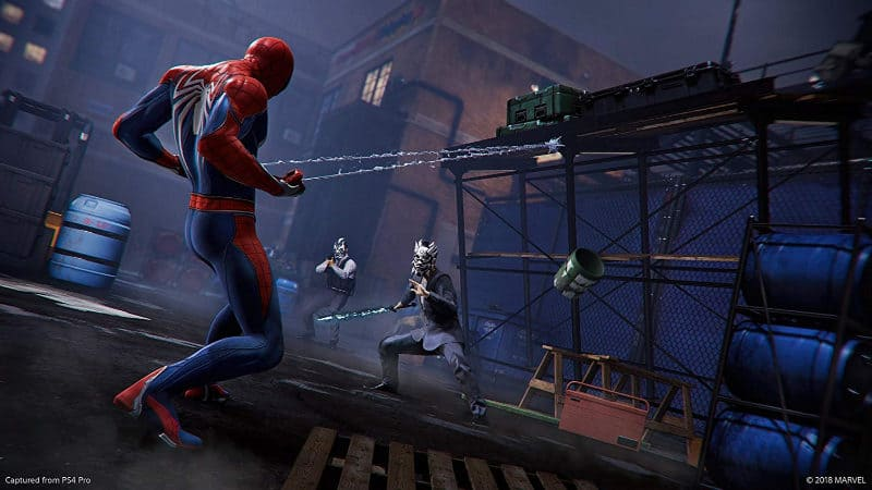 The 20 Most Popular Video Games Right Now 2019 Wealthy - spiderman ps4 in at roblox heres the game tweet added