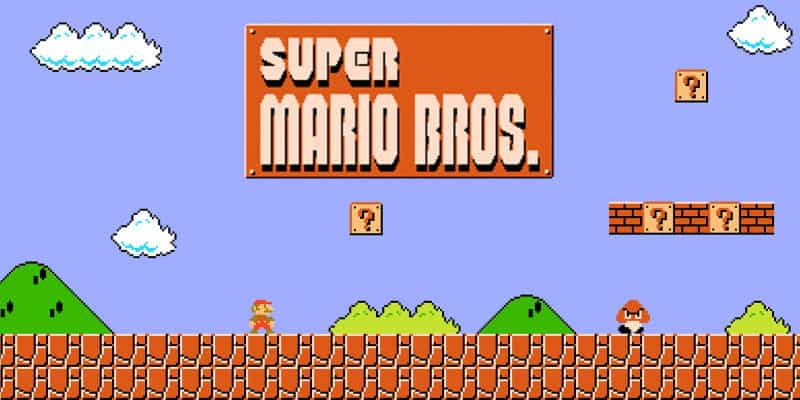 Most Popular Video Games - Super Mario Bros