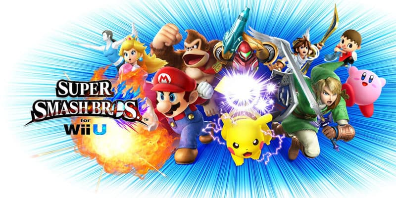 Most Popular Video Games - Super Smash Bros- For Wii U
