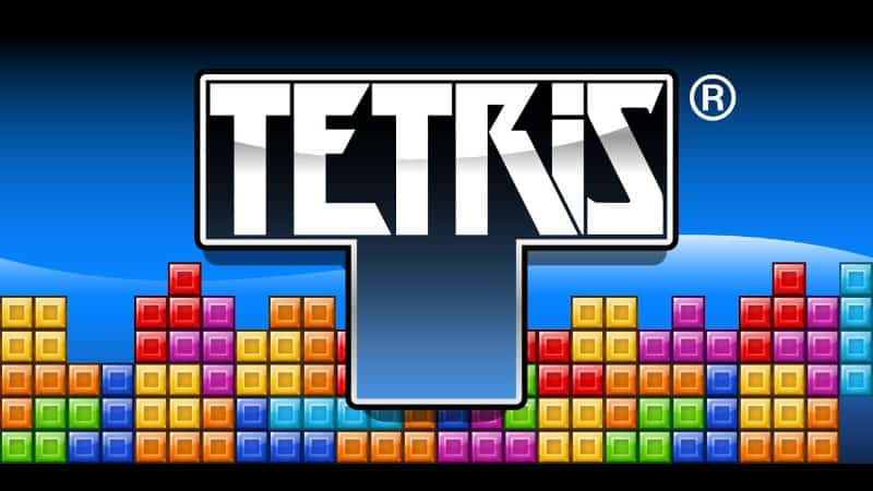 Most Popular Video Games - Tetris