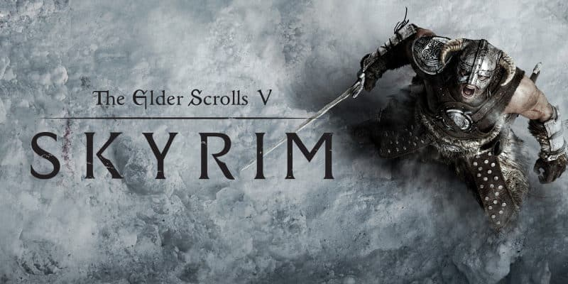Most Popular Video Games - The Elder Scrolls V Skyrim