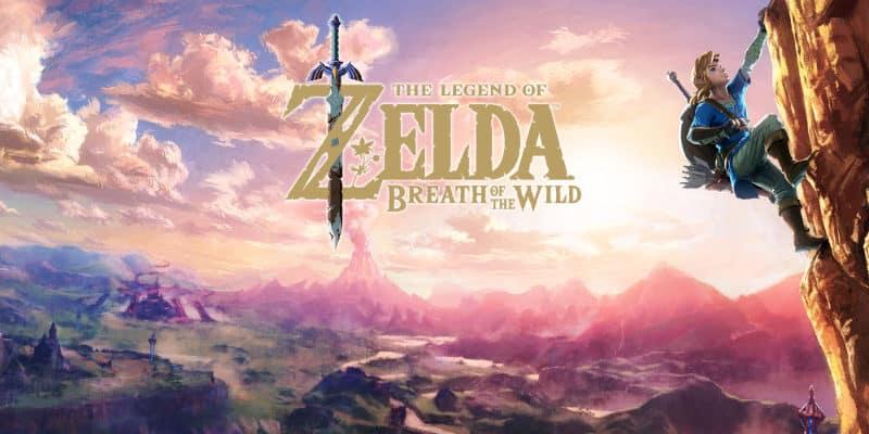 Les jeux vidéo les plus populaires - La légende de Zelda - Souffle sauvage