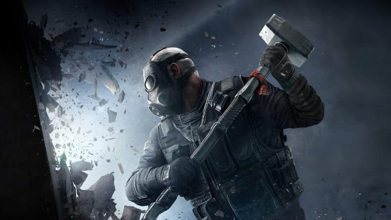 Les jeux vidéo les plus populaires - Rainbow Six Seige de Tom Clancy
