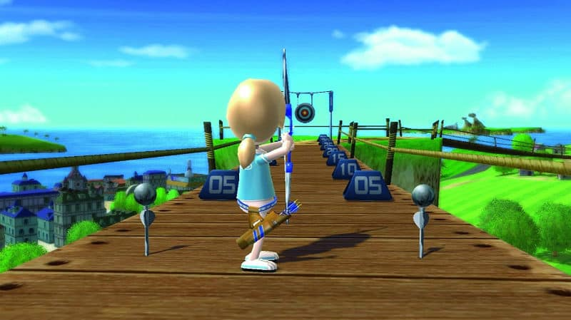 Most Popular Video Games - Wii Sports Resort