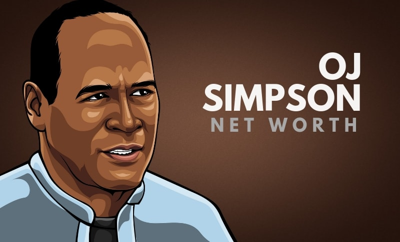 OJ's Simpson Net Worth