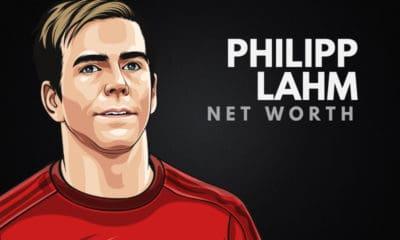 Philipp Lahm's Net Worth