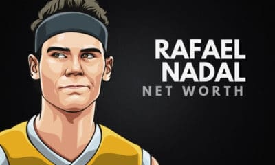 Rafael Nadal's Net Worth