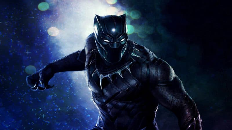Richest Comic Book Characters - Black Panther
