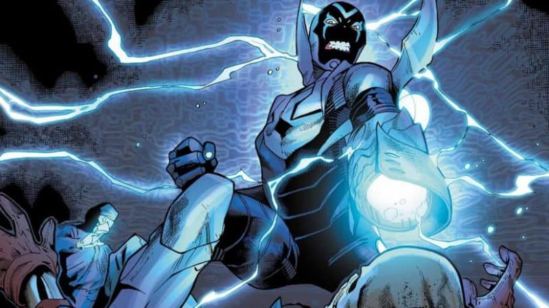 Richest Comic Book Characters - Blue Beetle