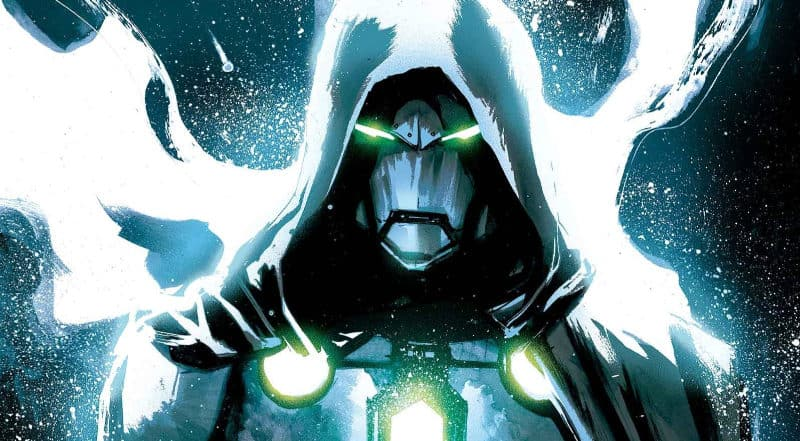 Richest Comic Book Characters - Doctor Doom