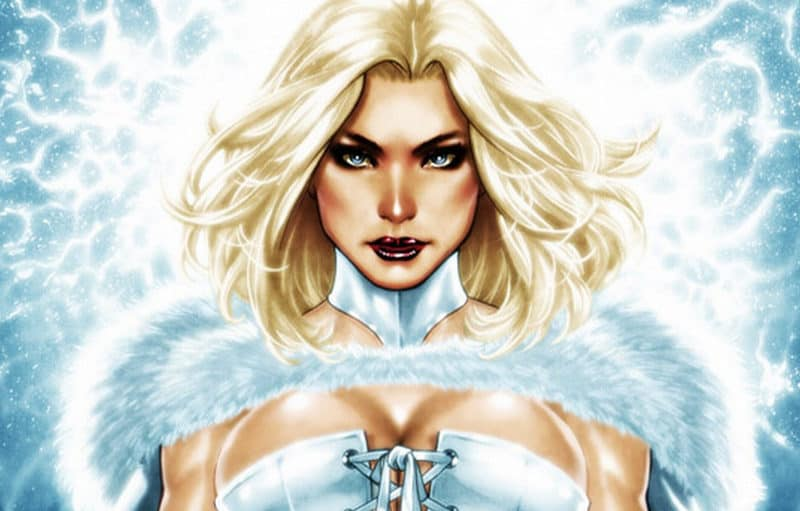 Richest Comic Book Characters - Emma Frost