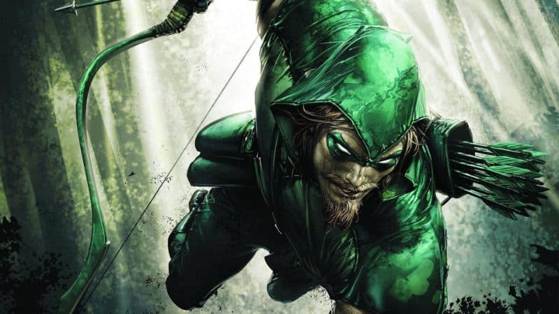 Richest Comic Book Characters - Green Arrow