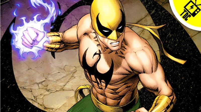 Richest Comic Book Characters - Iron Fist